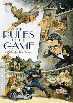The Rules of the Game - La règle du jeu